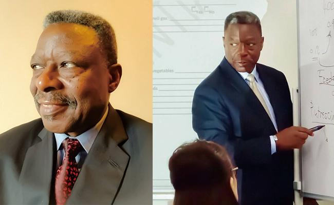 ママハン・ママドウ博士 Dr.M.Mamadou